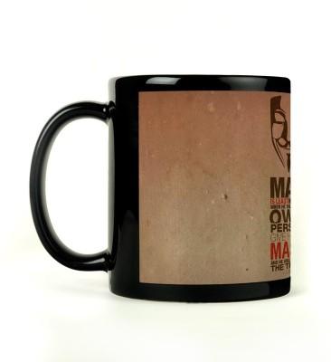Shoprock Real Personality Ceramic Mug