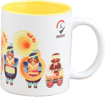 Imagica Truck Band Ceramic Mug