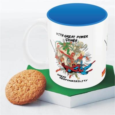 Marvel Comics Spider man-power  Officially Licensed Ceramic Mug