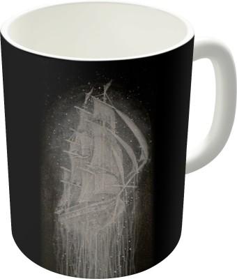 Dreambolic Man O War Ceramic Mug