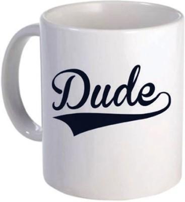 Giftsmate Dude Ceramic Mug