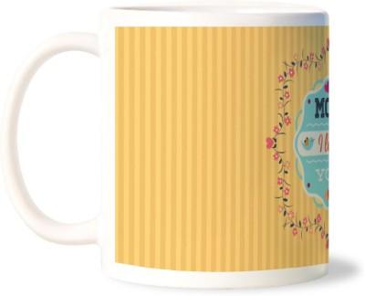 Lovely Collection Mom I Love You Porcelain Mug