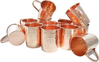 AsiaCraft MOSCOWMUG-003-12 Copper Mug