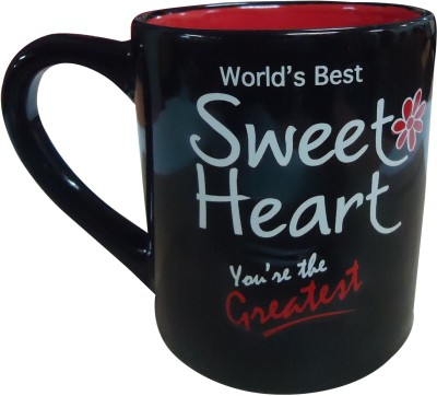 Gift-Tech For your SweetHeart Quoted Ceramic Mug