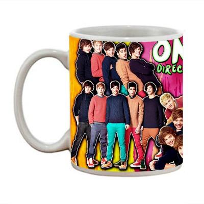 Shopmania Designer Printed Coffee-76 Ceramic Mug