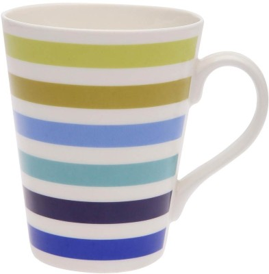 IVY by Home Stop Conical  Funky Bone China Mug