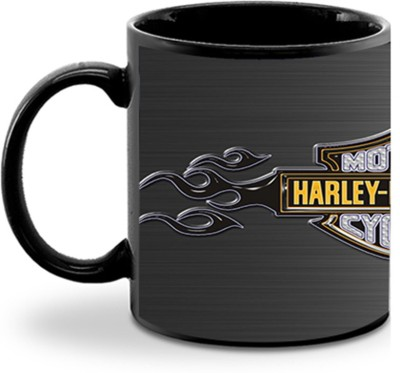 Aurra Harley Davidson Ceramic Mug