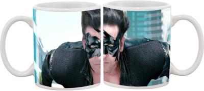 Goonlineshop Krish Ceramic Mug