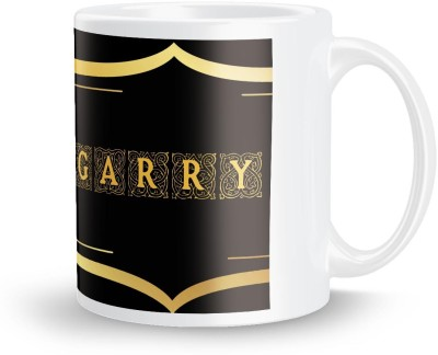 posterchacha Garry Name Tea And Coffee  For Gift And Self Use Ceramic Mug