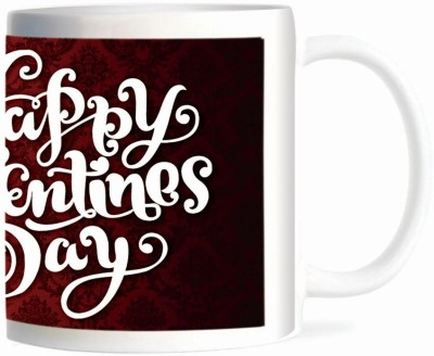 Refeel Gifts Happy Valentines Day(SD-219)- Personalized Ceramic Mug