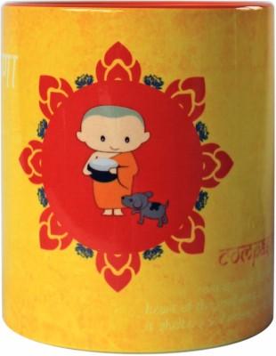 RangRasia Monk YW CM Ceramic Mug