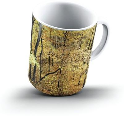 Ucard Landscape2352968 Bone China, Ceramic, Porcelain Mug