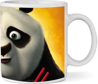 SBBT Panda Ceramic Mug