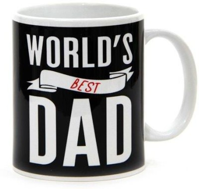 Gifts By Meeta Worlds Best Dad Ceramic Mug