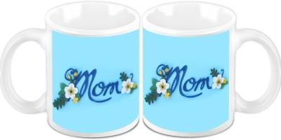 HomeSoGood A Caring Hug From Daddy Ceramic Mug