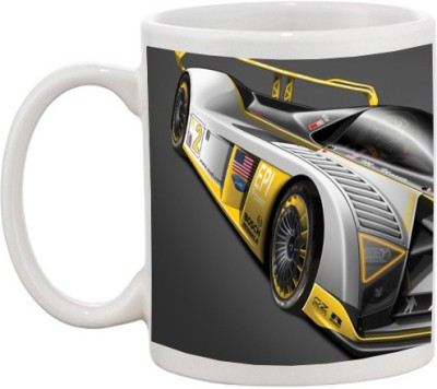 Go online shop Sports Car Ceramic Mug