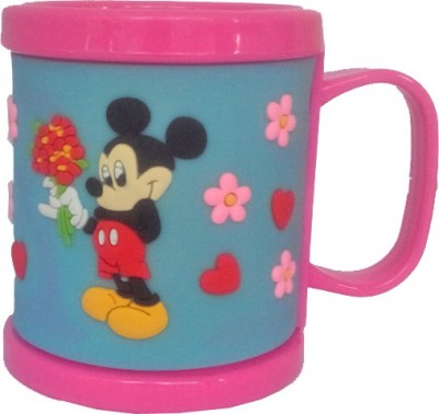 embossed 3d style PTFE (Non-stick) Mug