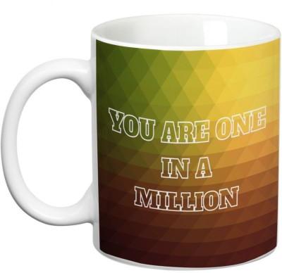 Prithish One in a Million Ceramic Mug