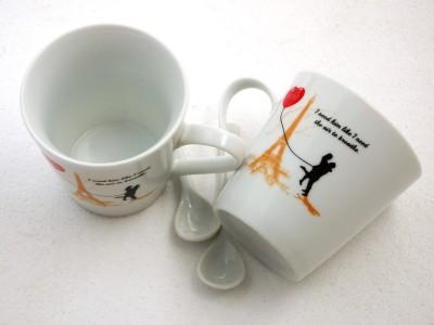 sunpower  pair Ceramic Mug