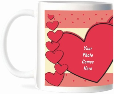 Refeel Gifts Happy Valentines Day (SD-208)- Personalized Ceramic Mug