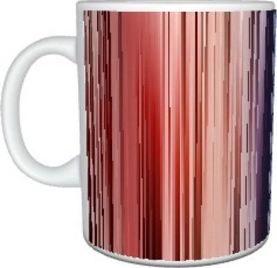 Creatives Wooden Shades Ceramic Mug