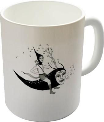 Dreambolic Joyous Flight Ceramic Mug