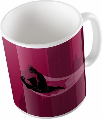 Uptown 18 Coffee 123 Ceramic Mug