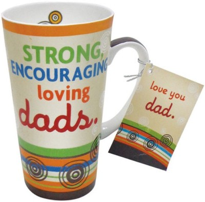 Archies For My Strong Encouraging Loving Dad  Ceramic Mug