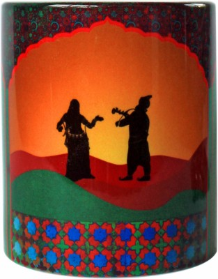RangRasia Jharonka GN CM Ceramic Mug