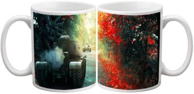 Shopkeeda SMG034605 Ceramic Mug