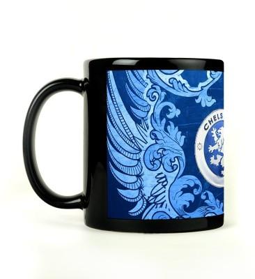 Rockmantra Chelsea FC Ceramic Mug