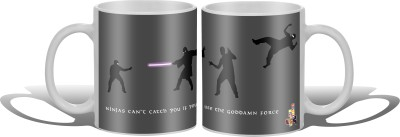 Get Fatang May The Force Be With You Ceramic Mug