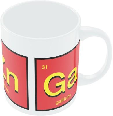 PosterGuy Bazinga Chemistry The Big Bang Theory Ceramic Mug