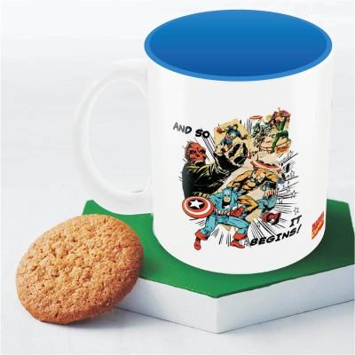 Marvel Comics Avengers begin  Officially Licensed Ceramic Mug