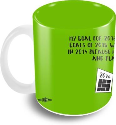 Thecrazyme Whats the agenda for 2016 Ceramic Mug