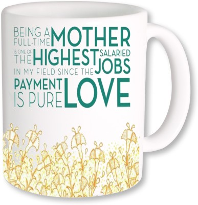 A Plus Mother's Day.jpg Ceramic Mug