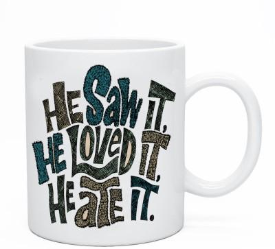 meSleep fd-031 Ceramic Mug