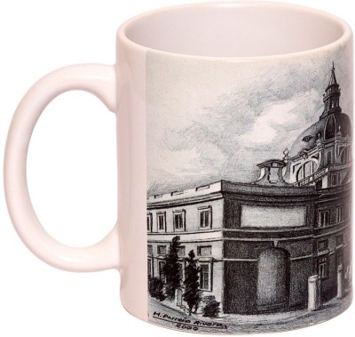 IMFPA Official Monument Ceramic Mug