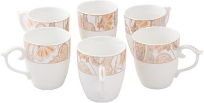 WHITE GOLD WG8020 - 124 Porcelain Mug