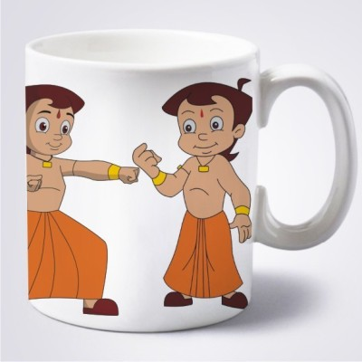 Big Idea Chhota Bheem 2 Ceramic Mug