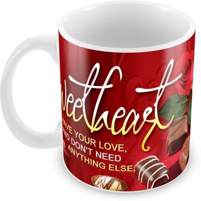 Fashion Envoy Lovely Valentine  Ceramic Mug