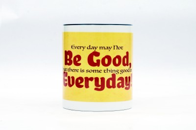 The Values Store Be Good Ceramic Mug