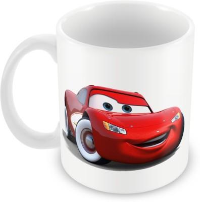 AKUP Mcqueen Ceramic Mug