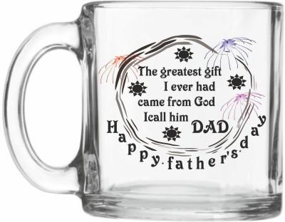 PrintXpress Father's day Tea s Glass Mug