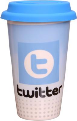 Get social tumbler TWITTER Ceramic Mug
