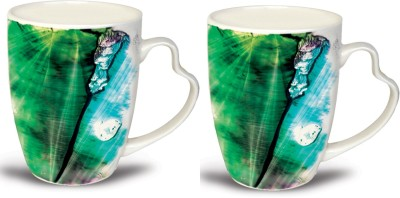 Kudos ANH 294 - Clam Impression2 Ceramic Mug