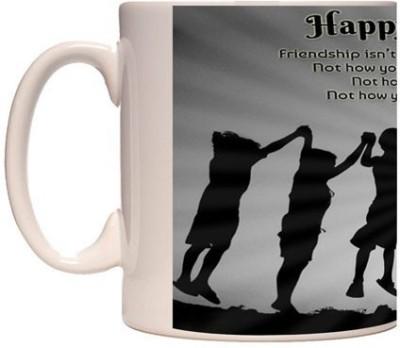 Onlineworld Friendship-Theme-08 Ceramic Mug