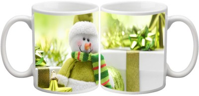 Shopkeeda Christmas SKMGCHMS035667 Ceramic Mug