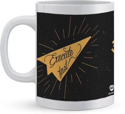 Utpatang Execute Fast Ceramic Mug