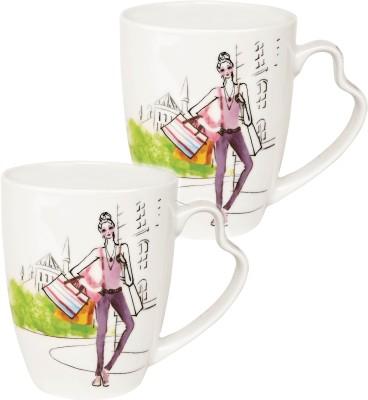 Kudos ANH 270 - FRENCH ROSE2 Ceramic Mug